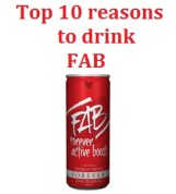 Top 10 reasons to drink Forever Active Boost