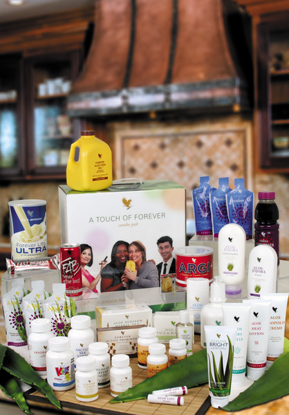 Top Remarkable Forever Living Products
