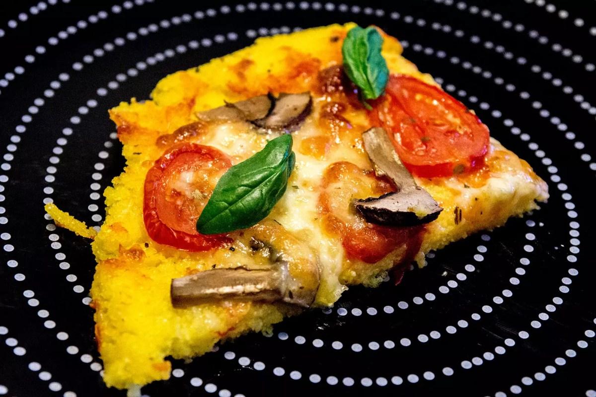 Die Poizza - aka Polenta-Pizza
