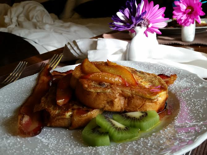 French Toast. Photo: Michael Farah.
