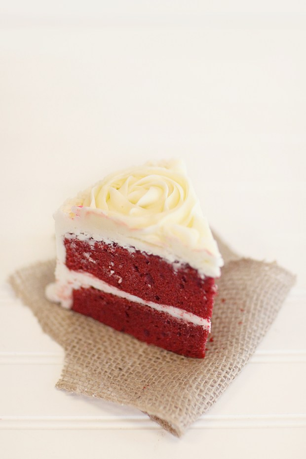 Gluten free Red Velvet Cake. Photo: Mason Dixon's website