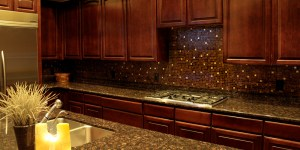Alpentile - Glass Mosaic Backsplash