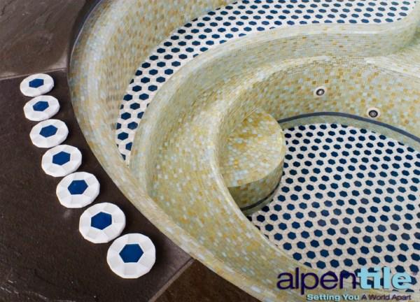 Glass Tile Spa Alpentile 1