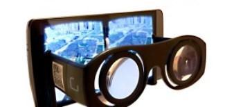 google tech vr glass