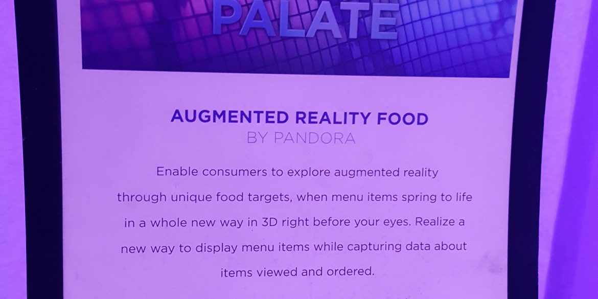 augmented reality food pepsico