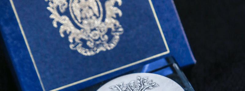 Médaille BIS