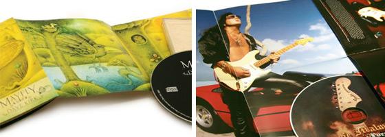 CD Booklet Printing