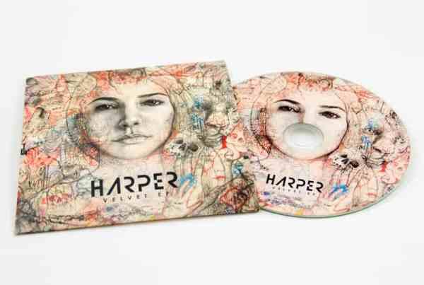 CD Duplication - Digitally Printed CD