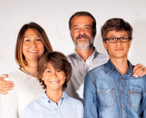 Aile Fotoğraf Çekimleri