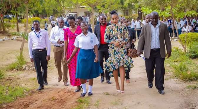 Jokate Mwegelo katika ubora wake