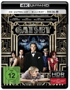 Der große Gatsby (4K Ultra HD) [Blu-ray]