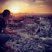 destruccion Gaza