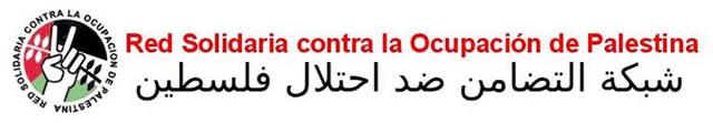 Red Solidaria contra la Ocupación de Palestina