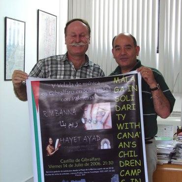 cartel velada canaan
