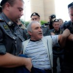 Kasparov arrested in Russia 2
