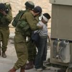 Palestinian-child-prisoner