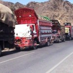 afghan-traders-trucks-pakistan