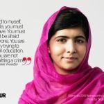 malala yousafzai glamour woman 2013