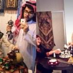 Arab Tweeps, Selfie Olympics