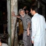 Suicide blast near Imambargah kills at least nine in Peshawar