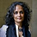 Indian writer and political activist Arundhati Roy