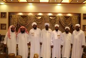 جماعة انصار السنة المحمدية بالسودان في ضيافة ديوانية السبر – الرياض أون لاين
