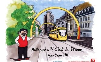 Le Drame de Mulhouse