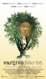 Poster do filme Varljivo Leto 68