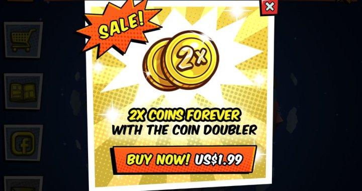 Coin Doubler