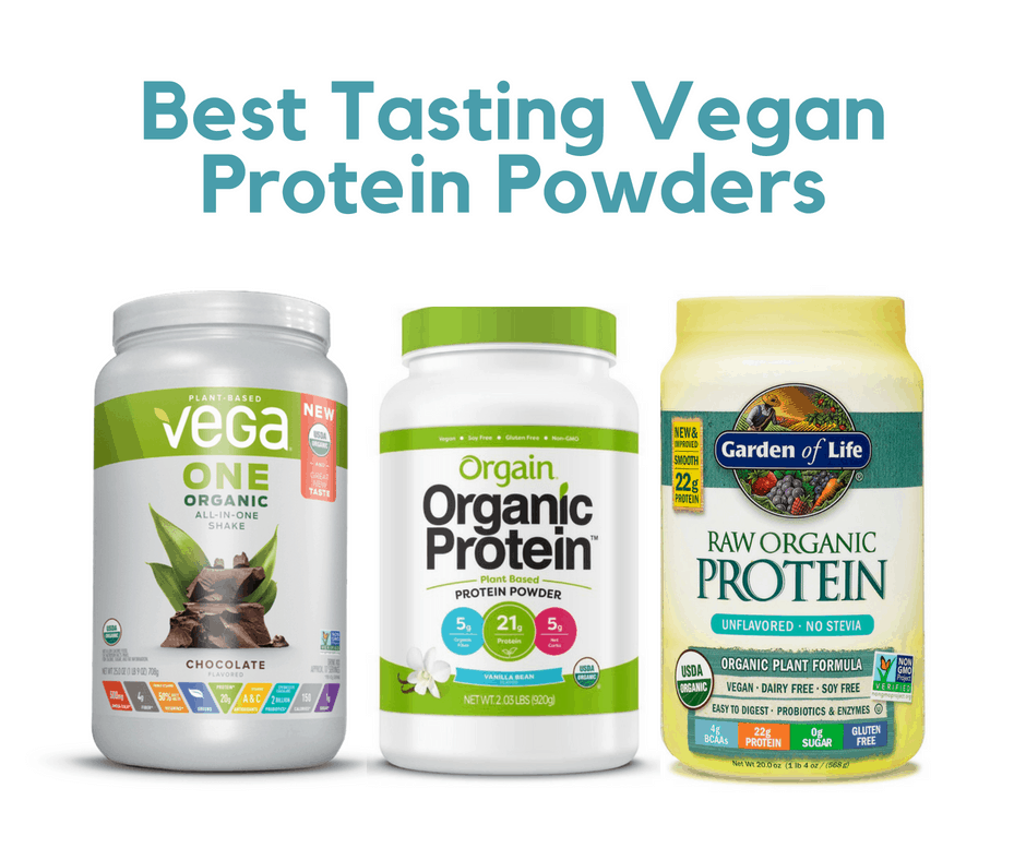 The 7 Best Plant-Based Protein Powders to Buy in 2019