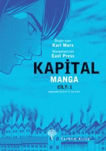 Kapital Manga Cilt: I Mangalaştıran: East Press Çev: H. Can ERKİN Yordam Yayınları, 192 sayfa