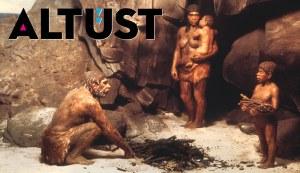 """Evrim sürecindeki birkaç milyon yılın, insansıların bu süreçte yaşadığı avcı-toplayıcı hayat tarzının bugünkü insanları biçimlendirdiği kesindir. Kesin olan bir şey de şu; insana özgü diye bildiğimiz pek çok özellik ve yeti, son birkaç yüz bin (hatta kimilerine göre son on bin yıl!) içinde, evrim ölçeğinde ansızın denebilecek bir süreçte ortaya çıkmış olamaz. Örneğin sanat: Bugünkü anlamıyla tırnak içindeki """"sanat""""ı bir kenara bırakırsak, sanat, müzik ve benzeri ifade biçimleri gündelik hayatın doğal bir parçası ve grup içi iletişimin önemli bir öğesi olarak çok uzun bir geçmişe sahip olsalar gerek."""