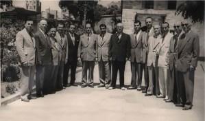 Kurtuluş Aya Dimitri Kilisesi Vakfı Yönetim Kurulu - 1954