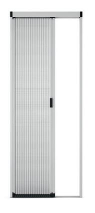 Evite los mosquitos con nuestras mosquiteras de aluminio for Mosquiteras plisadas para puertas