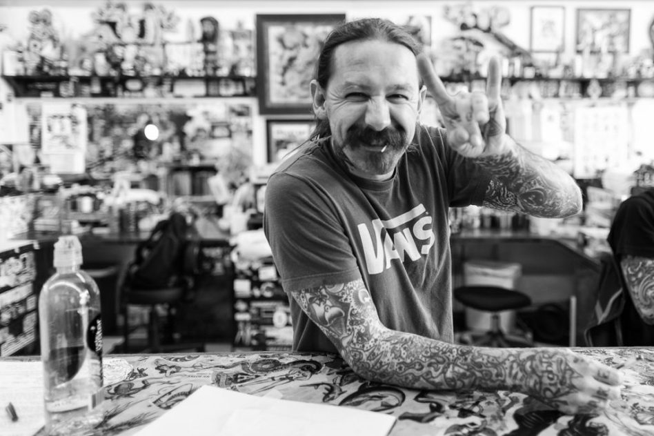 15 Highest Paid Tattoo Artists in the World   #15. Oliver Peck ($100 per hour)