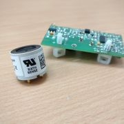 Sensor cell with tx boad