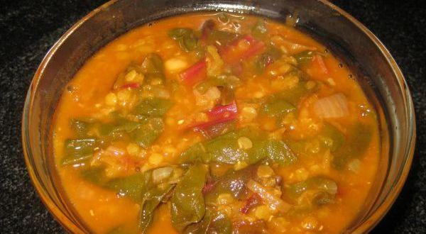 how to make turkish red lentil soup