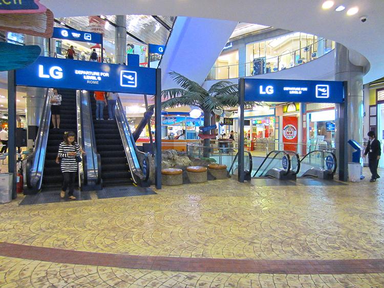 terminal 21 movie theater bangkok
