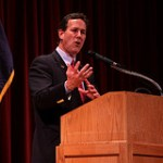 "No, Senator Santorum, it's not the media trying to ""pigeonhole"" you, it's your own statements"