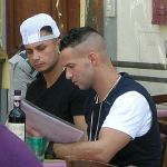 "Jersey Shore cast prepares Congressional intervention, vows to keep nation from going off the ""fiscal cliff"""