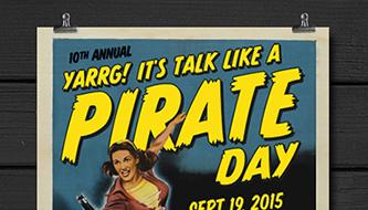 2015 Talk Like a Pirate Day