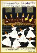 Mevlevi Sufi Dancers Muslim Devotional Music - Amaana.org