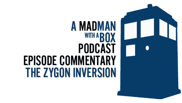 It's part 2 of the return of the Zygons! Listen in as Lauren, Ewan, and Stephen watch intently and try and only talk through the parts where Peter Capaldi or […]