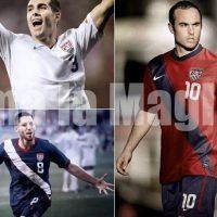 Calcio, dopo 126 anni U.S. Soccer ha trovato standard iconico per la maglia della nazionale