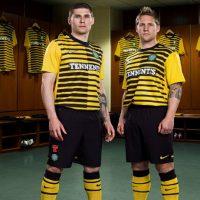 Calcio, Scozia: la terza maglia Nike del Celtic si ispira al 1926/27 e ai colori di fine Anni '90