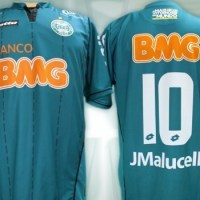 Calcio, Brasile: terza maglia speciale del Curitiba per il Guinness record di 24 vittorie consecutive
