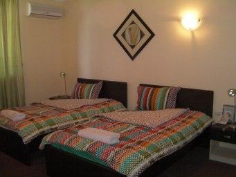 Tripoli Hotel Room