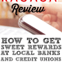 Kasasa Review: Get Sweet Rewards At Local Banks and Credit Unions