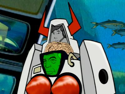 Barbobot or Sparkimus Prime?