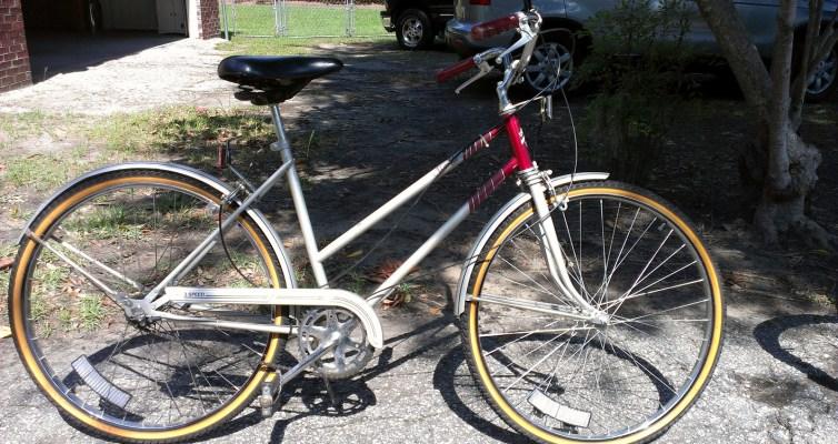 My Wilson Nimble bike
